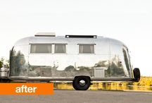 Campers and Airstreams