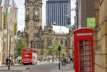 Where we live / The wonderful city of Sheffield