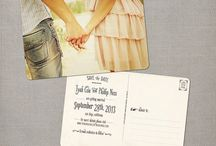 Save the dates / by Alison Miller