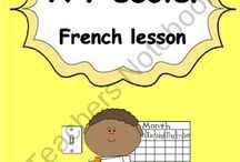 French lesson / by Marianna Szabó