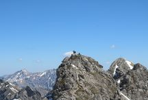 Hiking destinations / Great destinations for hiking and travel.
