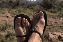 Bedrock Sandals / The best option for running and camp vibes. Here are some photos of my experience with the product.