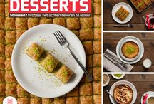 Meram Desserts / Heerlijke Desserts