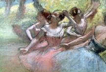 Art & Ballet / Degas, Monet and impressionism