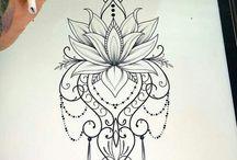 Lotus-tatuoinnit