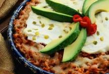 Casseroles, One Pot Meals and Quiches