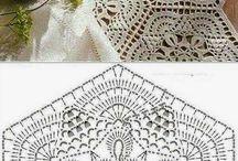 crochê decoração