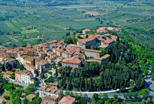 Italië, Toscane
