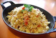 Food ~ Couscous