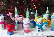 Christmasy Goodness! / by Molly Moore Kightlinger