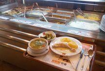 Preparate culinare City Food / Gusta preparate delicioase in locatiile City Complex.