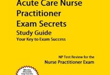 Acute Care Nurse Practitioner - ACNP / by Sharee Mobley