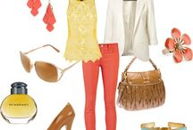 cute outfits / by Donna Penner