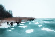 Winter in Tihany / Winter time