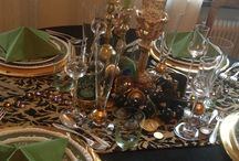 Dining Tables / I love to decorate tables!! These are all made by me