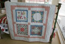 Handkerchief Quilts  / by Angela Slager