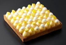 Sucré : tartes - charlottes