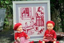 Oh oh oh jolies poupées...