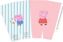 peppa party items