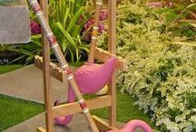 Outdoor fun / Games, parties, patio fun / by Boise Flower & Garden Show