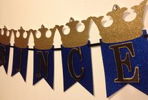 baby shower - prince