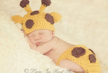 Babies novelty crochet or knit