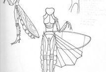 foam insect costume