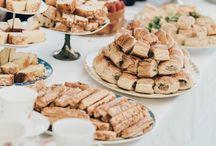 Weddings food
