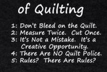 Quilting Sewing / Anything to do with sewing/quilting