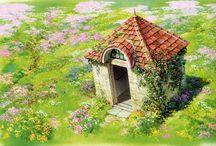 Miyazaki Worlds