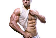 Cristian Romero / Spanish model