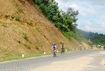 Cycling Vietnam central coast / 0