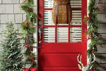 Rustic Christmas Decoration