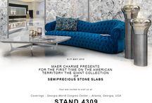 Coverings Fair, Atlanta 8-11 May