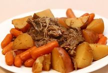 Beef Recipes / by Jill