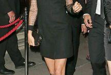 black dress mommy
