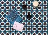 Les Carreaux de ciment de Bahya / La création de carreaux de ciment avec le savoir-faire Marocain et le Design Français