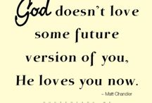 God loves me <3