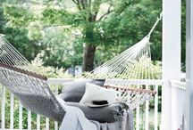 Outdoor Spaces / by Lindsay Watson
