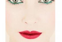 makeup , kleur