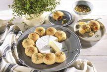 Fingerfood für Parties und Feste / Einfache Rezepte, die perfekt für eure nächste Feier mit Freunden oder Familie geeignet sind, ohne viel Besteck zu benötigen ;)