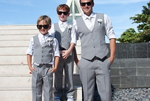 Wedding: Groom & groomsmen / by Tammy Cox