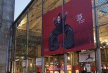 """#DavidBowieIs / Découvrez le meilleur de l'exposition """"David Bowie Is"""" Gare du Nord, à Paris."""