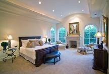 master bedroom / by Maria Bailey