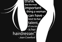 hair quotes / by Angie T
