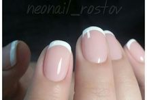 Paznokcie pomalowane
