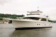 Ocean Alexander Yachts for sale by Kusler Yachts / by Kusler Yachts