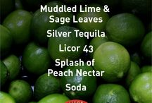 Tonight's Secret Ingredient / Recipes featuring Licor 43