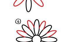 kvety, rastlinky