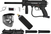 Paintball Marker Packages